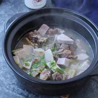 香芋排骨汤