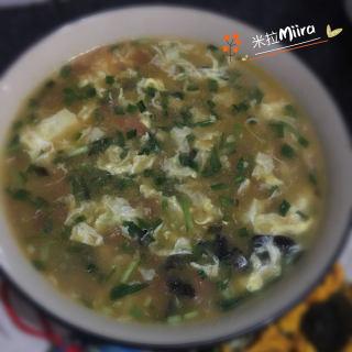 杂粮疙瘩汤