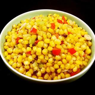 麻辣玉米粒