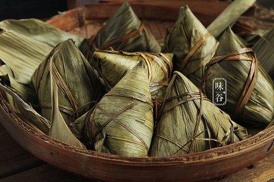 海鲜咸肉粽