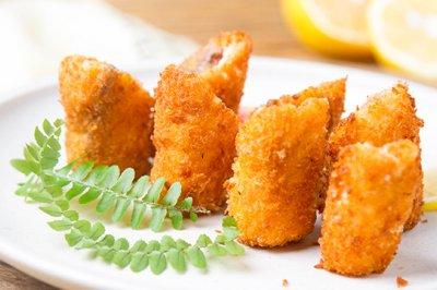 三文鱼粽子卷