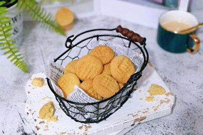 杏仁薏米饼干