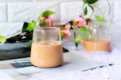 暖心暖胃甜品姜汁奶茶