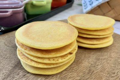 玉米饼不发酵快手早餐