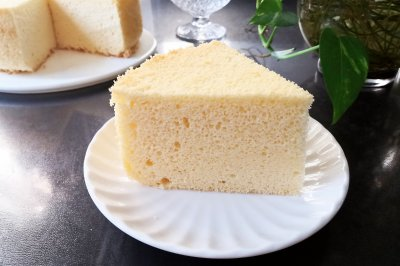 粘米粉戚风蛋糕