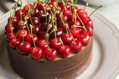 疯狂的樱桃蛋糕