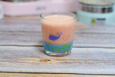 西瓜酸奶奶昔