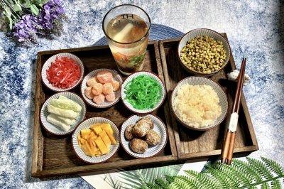 苏式绿豆汤夏日解暑佳品
