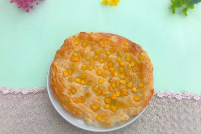玉米手抓饼