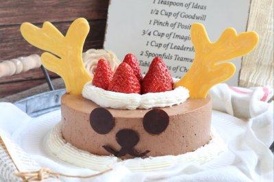 麋鹿巧克力慕斯