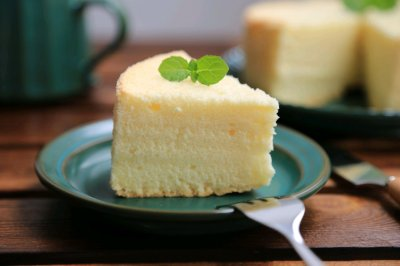 木糖醇戚风蛋糕