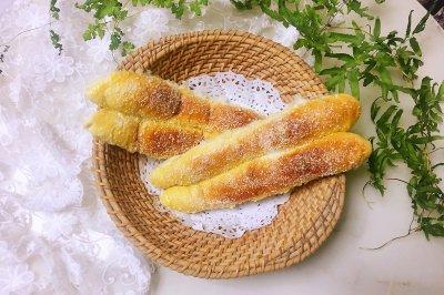 椰蓉豆沙排包