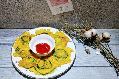 烤韭菜煎蛋饼