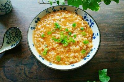 茄汁肉末烩饭