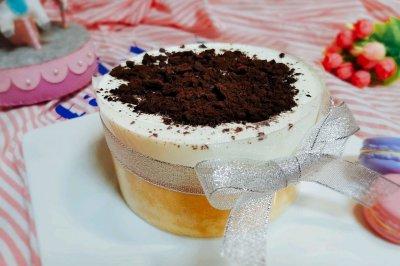 奥利奥爆浆蛋糕