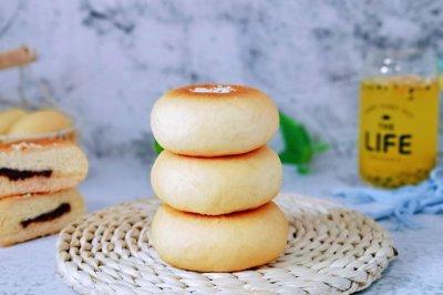芝麻豆沙喜饼