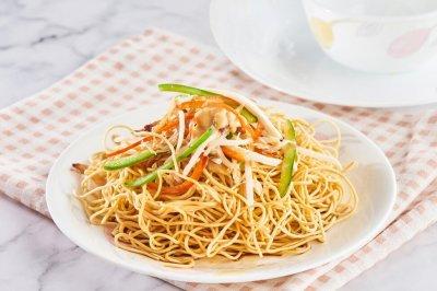 小时候妈妈的味道味道上海三丝冷面