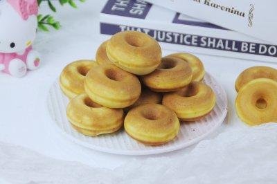 立秋贴秋膘酸乳酪甜甜圈