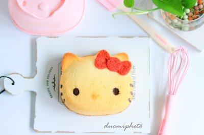Kitty戚风蛋糕