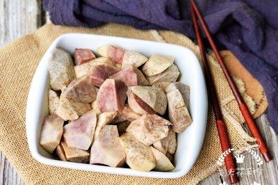 香蒸芋头(咸鲜版)