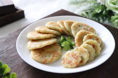 土豆山药小饼