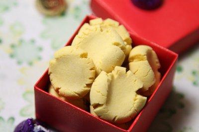 玉米小饼干