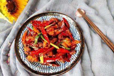 《中餐厅》林大厨的辣子鸡