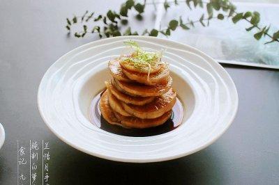 佐餐小菜腌渍白萝卜