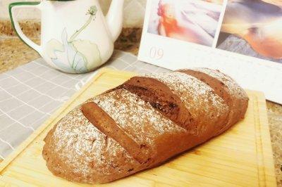 巧克力面包节约型