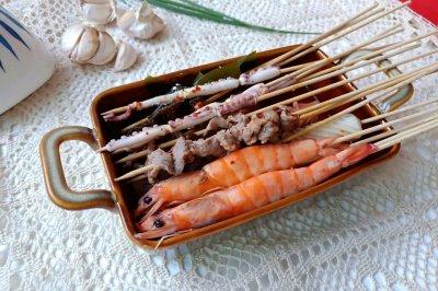 清汤鲜美的串串香