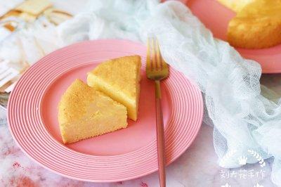 超松软戚风蛋糕