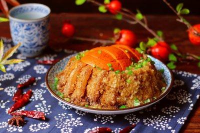 粉蒸肉(偏甜口)