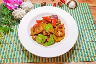 咖喱土豆肉片