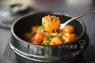 砂锅米凉粉