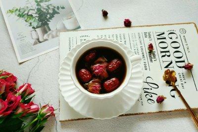 玫瑰姜枣茶