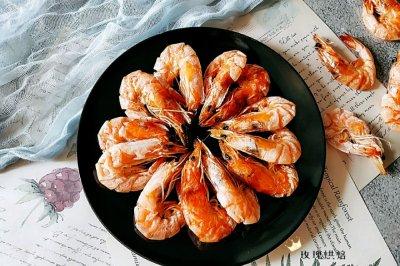 补钙小零食即食虾干