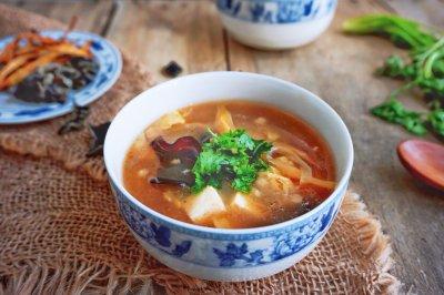 速食胡辣汤的营养新吃法