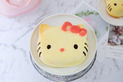kT猫戚风蛋糕