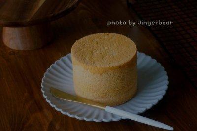 泰式奶茶戚风蛋糕