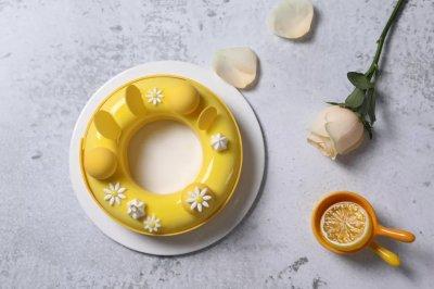 法式芒果蛋糕