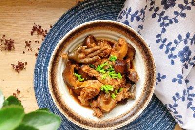啤酒香菇炖鸡