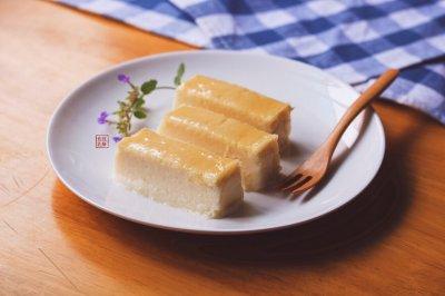 嫩豆腐奶酪蛋糕