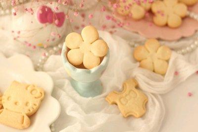 卡通饼干低糖香酥宝宝饼干