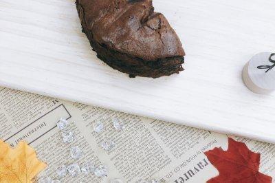低卡可可戚风蛋糕