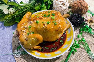 懒人焖鸡/蒸鸡