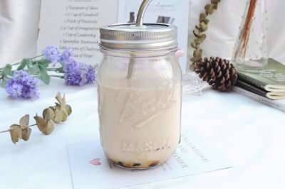脏脏珍珠奶茶