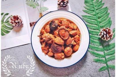 强烈推荐超美味板栗烧鸡打卡秋天必尝美食