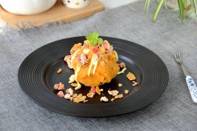 红薯谷物沙拉