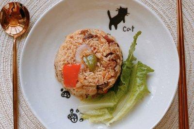 肥牛泡菜炒饭