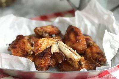 简易烤鸡翅